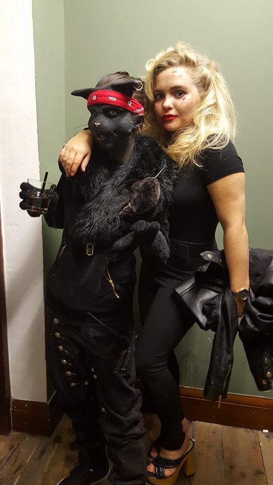 Ratbag and Sandy https://t.co/dk3fPHs0l1