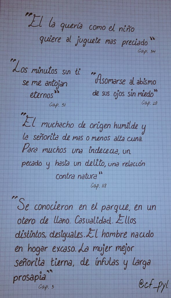Pabloyleonor On Twitter Algunas De Las Muchas Frases De