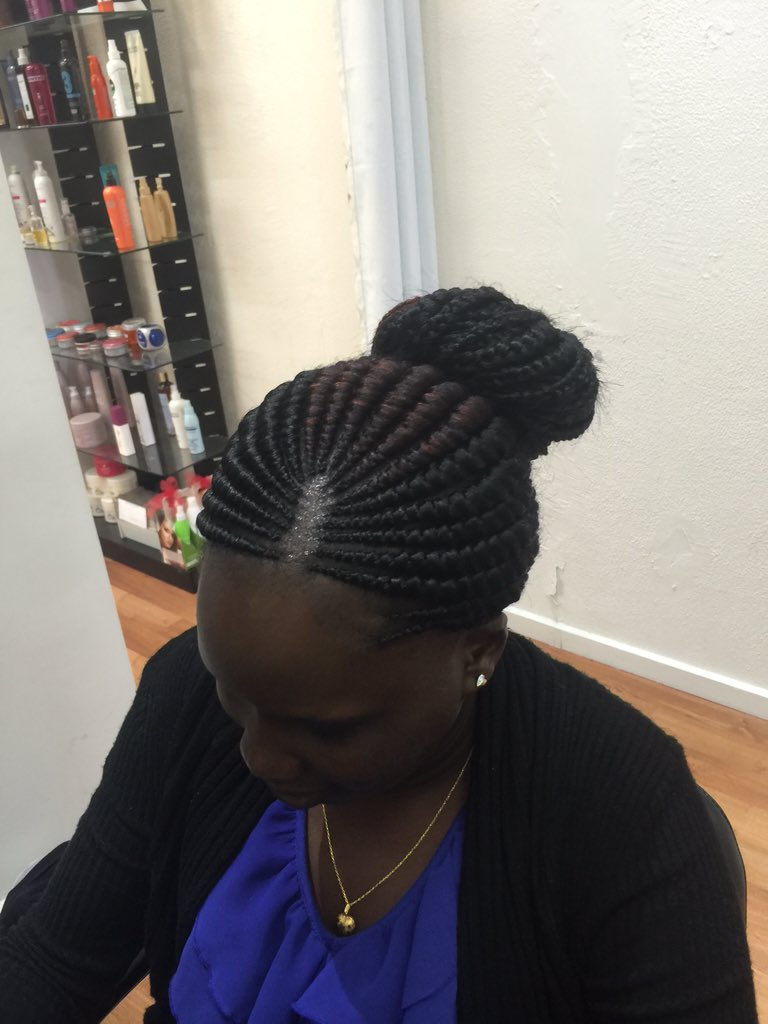Bodacious Hair Studi On Twitter Perfect Ghanianpencil Braids