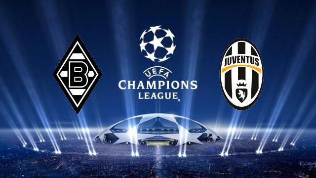 Borussia Gladbach-JUVENTUS info Streaming Gratis Champions League, tutte le informazioni sulla partita