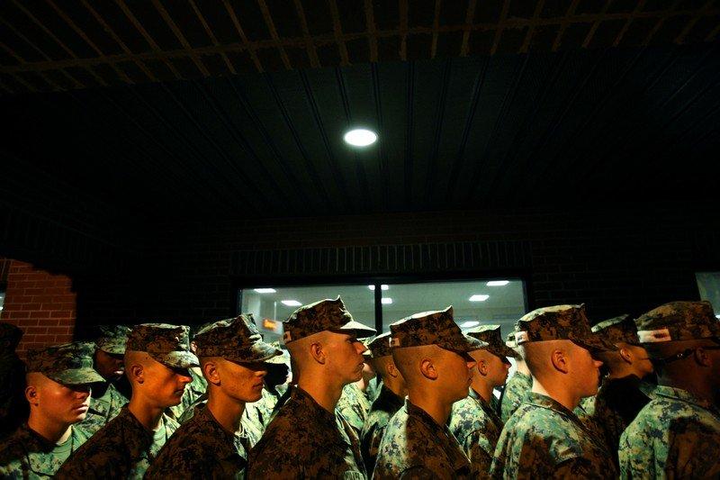 #ParrisIsland celebrates 100 years of forging #Marines. https://t.co/BJAv5rPUGC @USMC #scnews