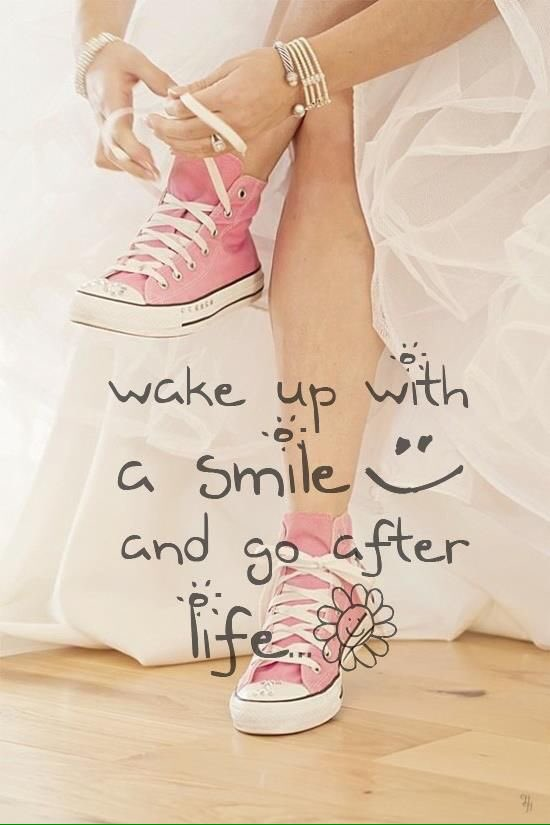 Wake up with a #Smile and go after life! #JoyTrain #SuccessTRAIN #Joy #Success #MondayMotivation <br>http://pic.twitter.com/y3Y7DfXemC RT @hockeymom902