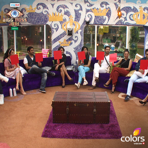Bigg Boss 9: Contestants Shown The Real Mirror; Vikas Bhalla Evicted!