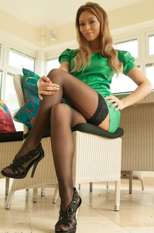 Hot legs in hose