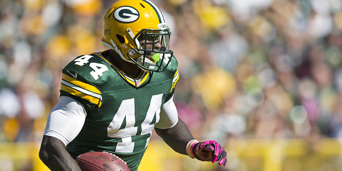 RB James Starks, LB Nick Perry both able to play; #GBvsDEN inactives: https://t.co/5RUgkvG8GW https://t.co/xmmlkHZfoQ