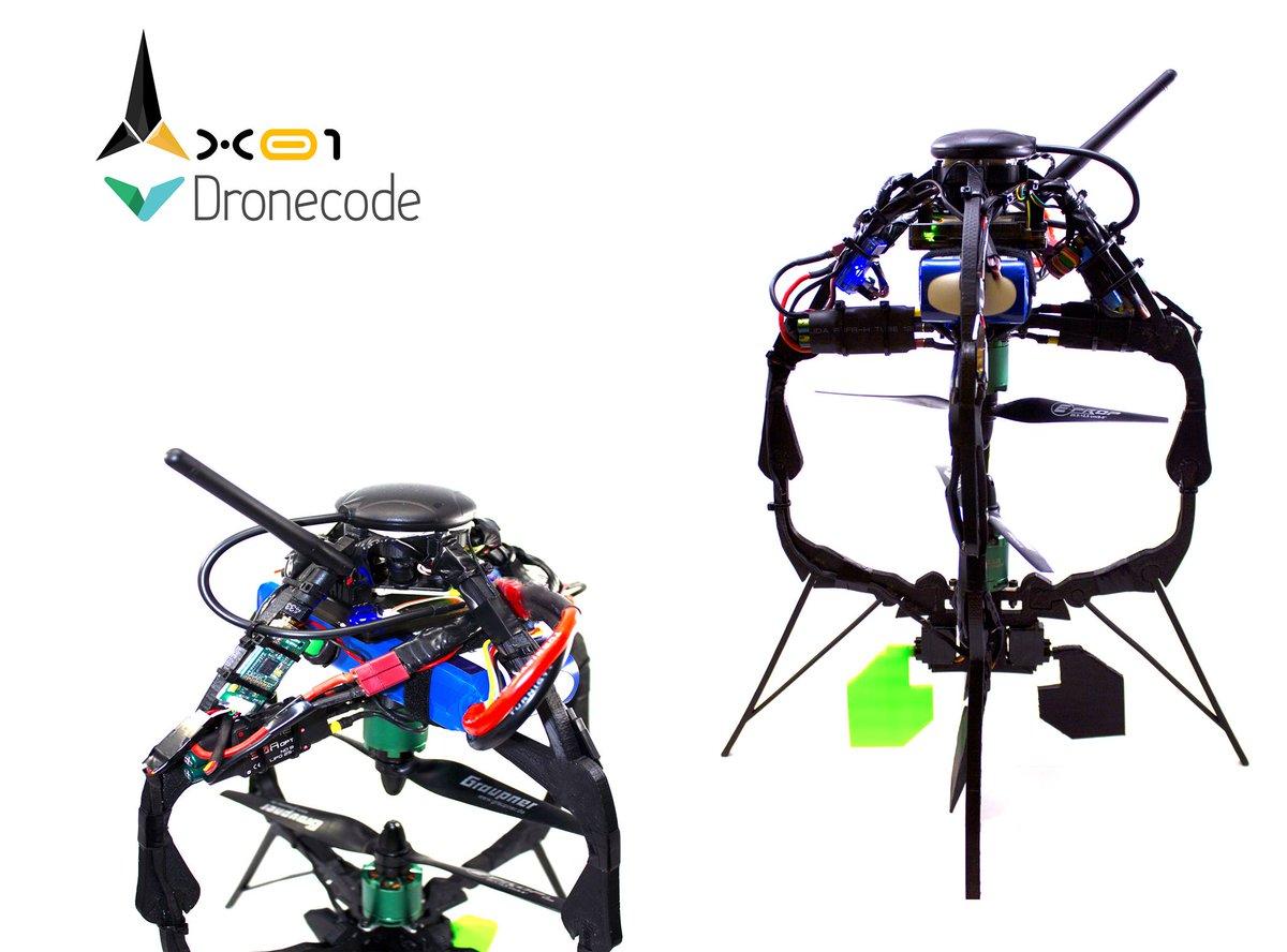 Ardupilot Vs Dronecode