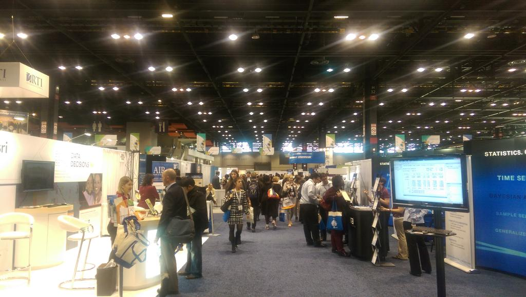 @APHAAnnualMtg expo is finally open! #APHA15 https://t.co/PyGFFVT6Lq