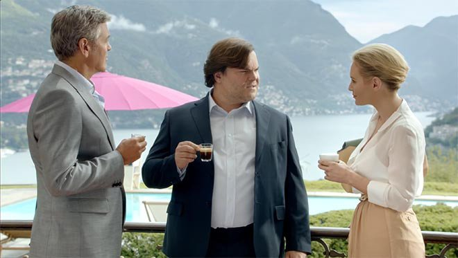 Nespresso What Else @Nespresso with George Clooney, Jack Black, @NickyWhelan @McCann_France… https://t.co/32Od9RUbE2 https://t.co/IkOxx7RO5n