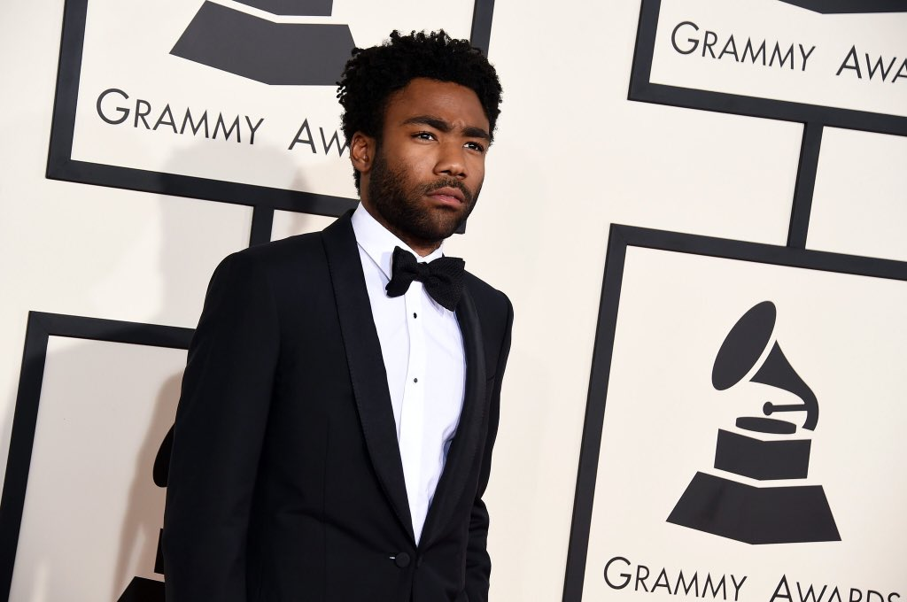 in loving memory of Donald Glover. he ain't dead, i just love remembering him