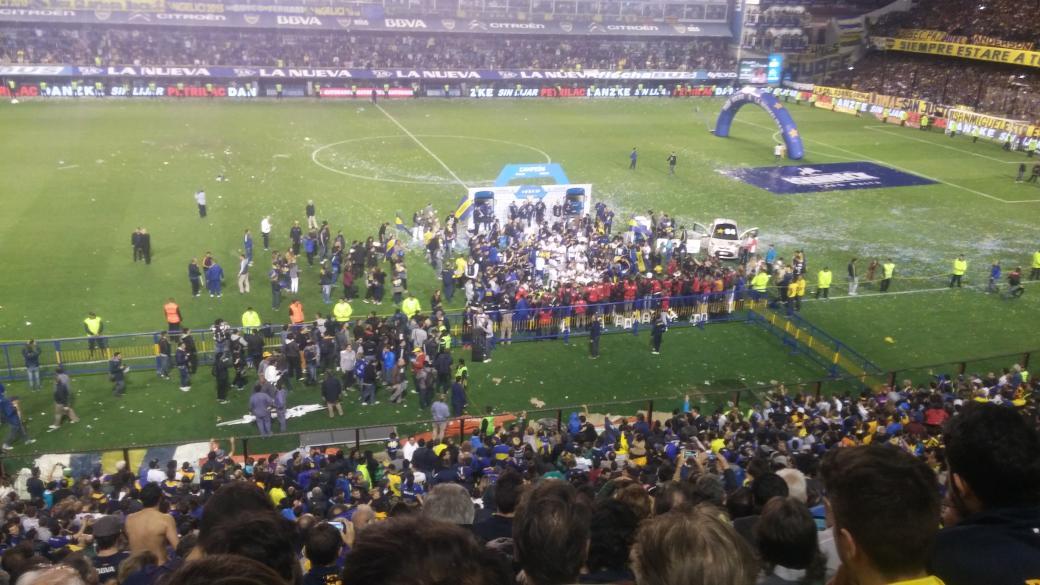 Boca Campeón!!! Mejor equipo de America_ [Fotos y videos]