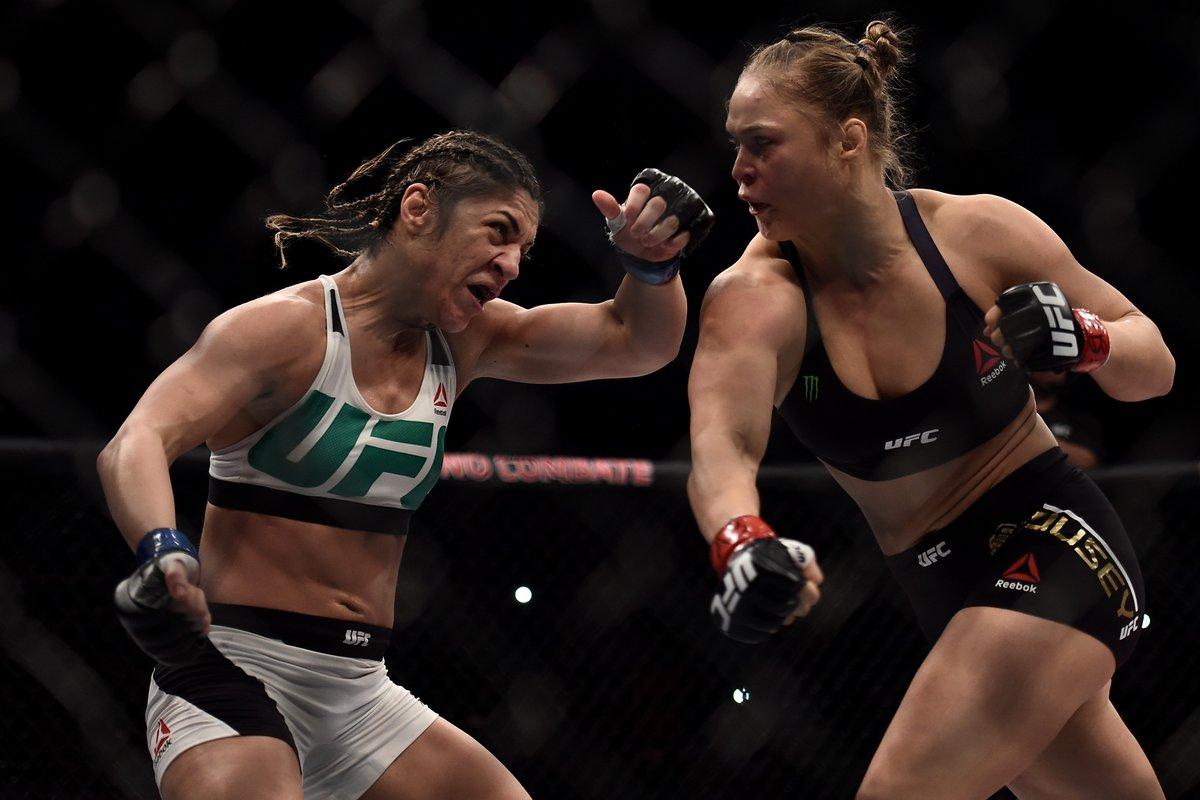 UFC 193 無料試合映像:ロンダ・...
