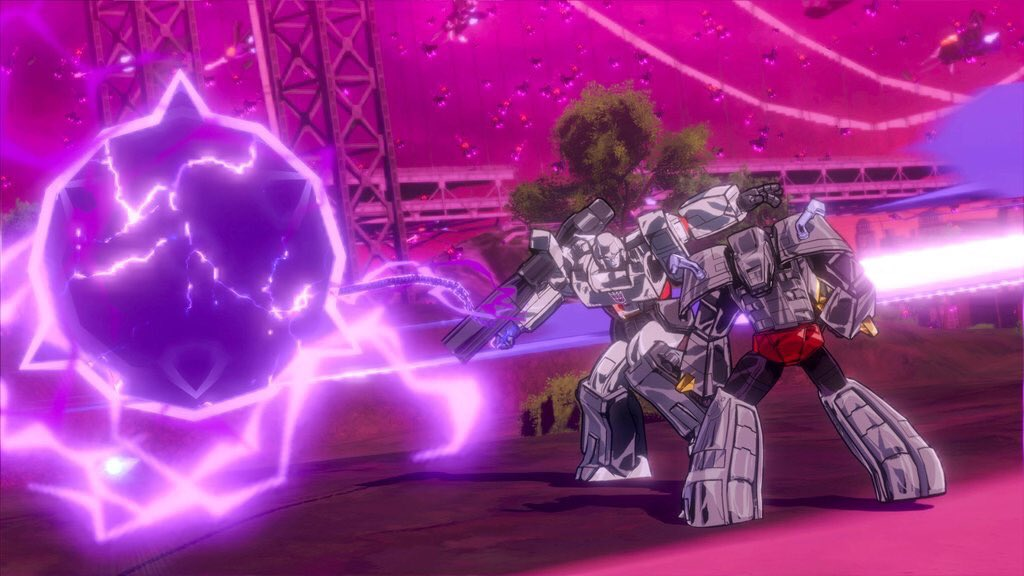 R/T & Follow by TONIGHT to win a digital copy of @Activision #Transformers Devastation for #PS4! US Residents only. https://t.co/ne5x7HfDXM