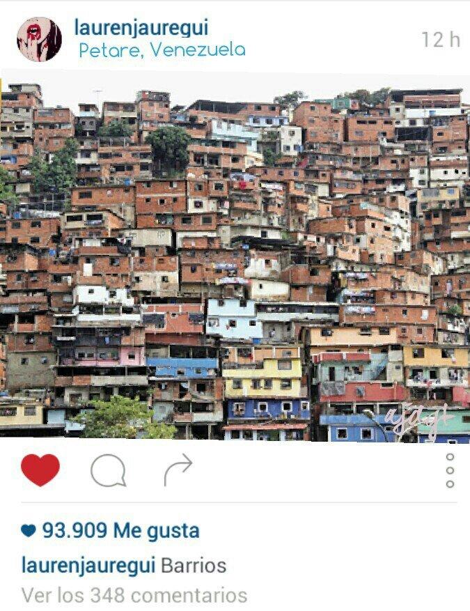 si Lauren viene a Venezuela la fotos del ig serían tipo: https://t.co/5oDrrWVEY4