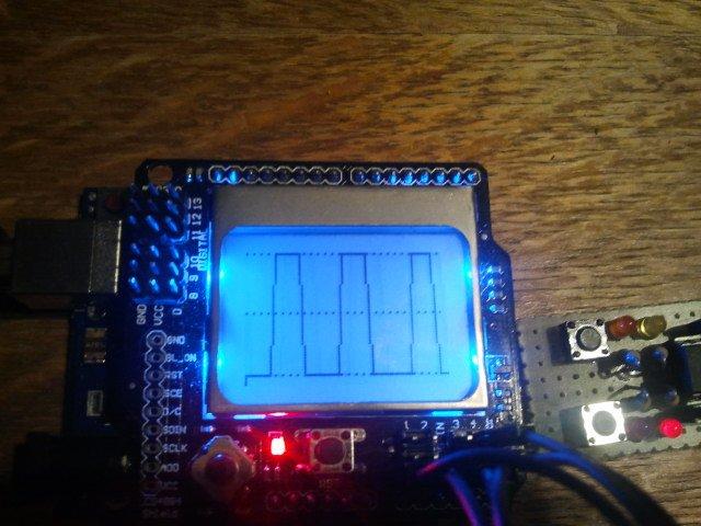 Kit Educativo com Osciloscopio para PC