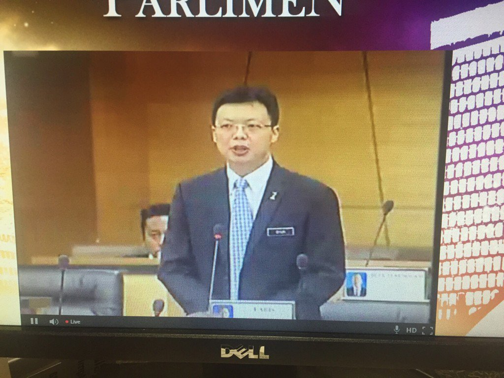 Answering Q1 in Parliamen on BRIM. Since BRIM started total distributed is 14billion benefiting 7.4mil recipient. https://t.co/9ZM3jZy0gu