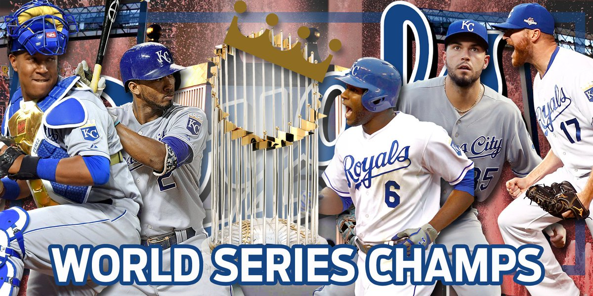 For the 1st time in 30 years, the @Royals are WORLD CHAMPIONS! #WorldSeries https://t.co/yd068KZCol