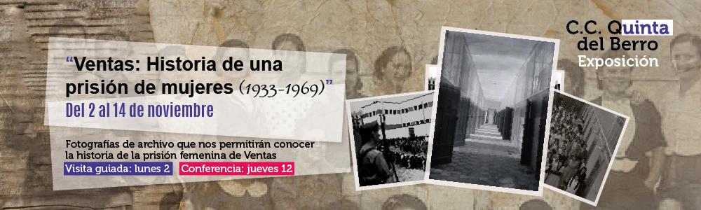 Thumbnail for Franco 4040: Ventas, historia de una prisión de mujeres (1933-1969)