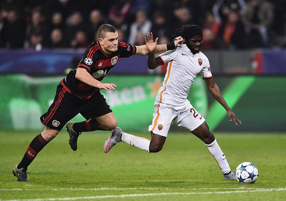Rojadirecta Roma-Bayer Leverkusen Streaming e Diretta TV Canale 5.