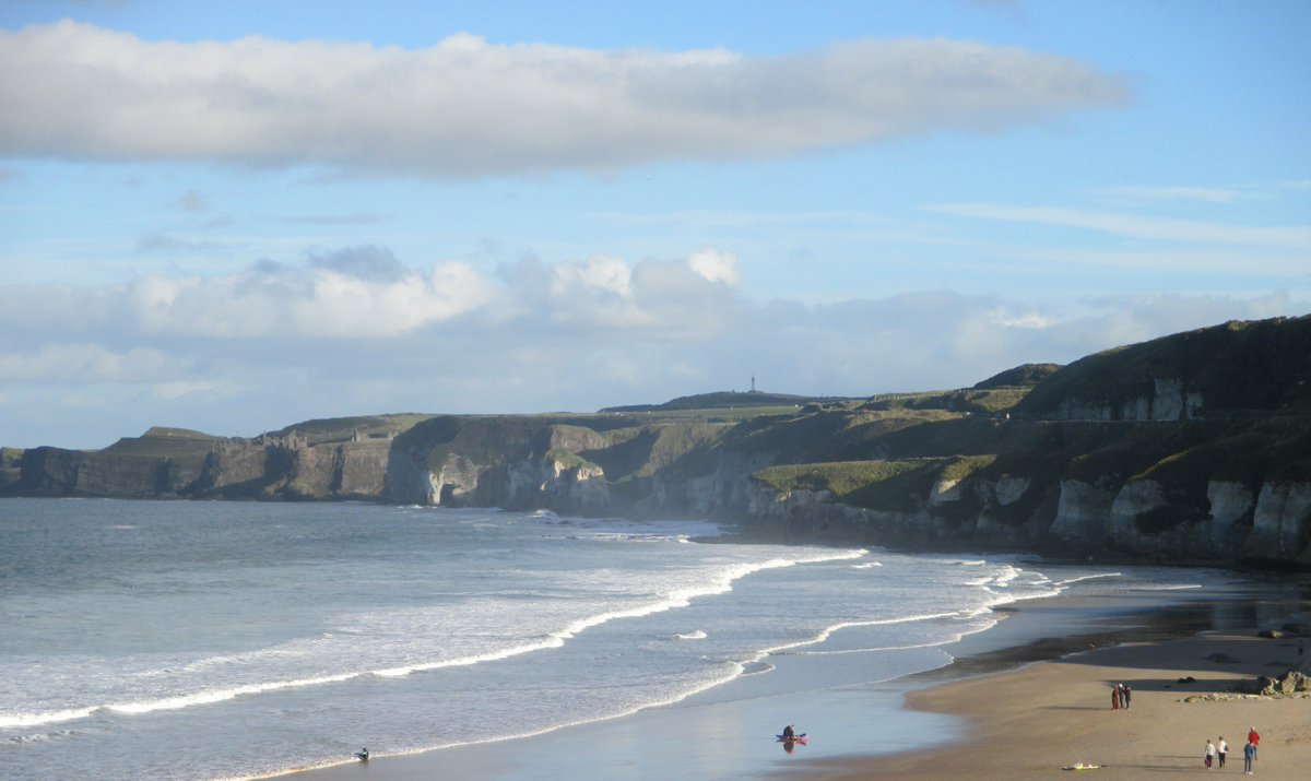 Bbc Ni Weather On Twitter Fabulous Day Yesterday At The Northcoast This Is Whiterocks Beach Outside Portrush Via Ken Greer Cee Https T Co Dn0rvwnvwd
