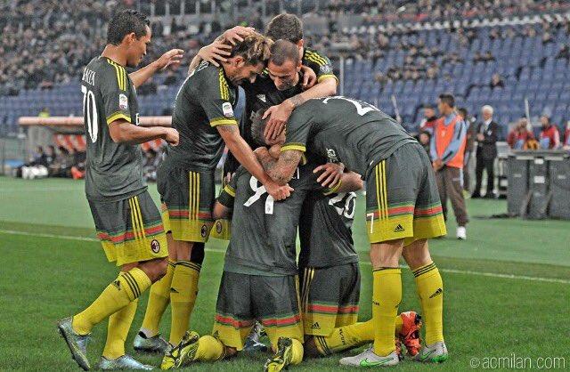 Tre punti e grandissima prestazione all'Olimpico! Continuiamo così ragazzi! #LazioMilan @acmilan @SerieA_TIM https://t.co/C2N6lNCzUu