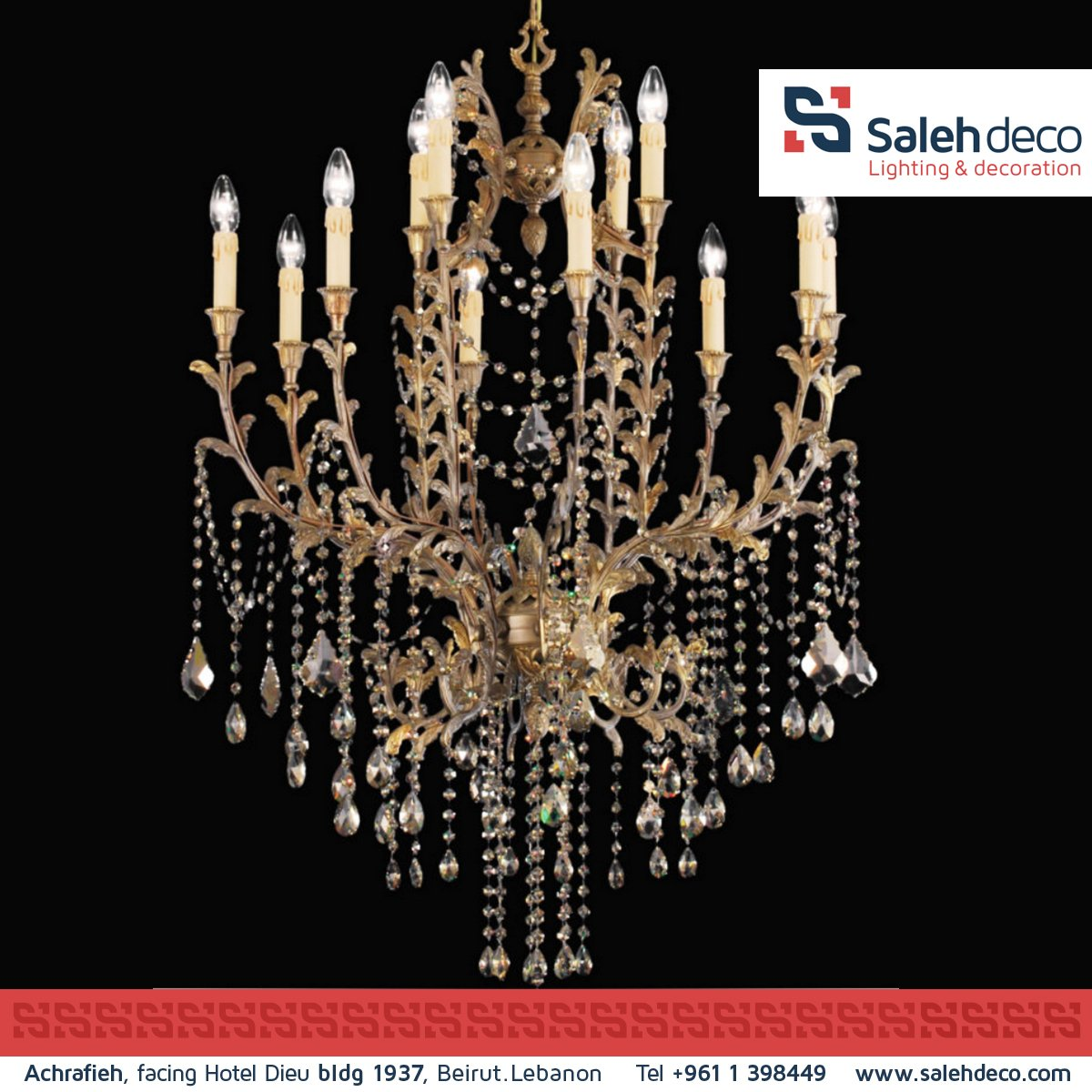 Luxury Speaks out loud! #lighting #decor #architct #architecture #interior #style #homedecor #design #art #salehdeco https://t.co/wl7KxuUqug