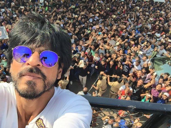 Thumbnail for Happy Birthday Shah Rukh Khan! #HappyBirthdaySRK #SRKat50 #HappyBirthdayKingKhan