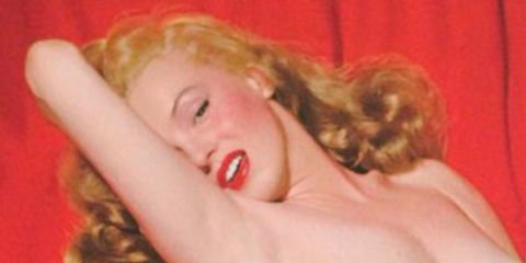 Marilyn Monroe Never Seen Before Nude Calendar Pictures Have Found