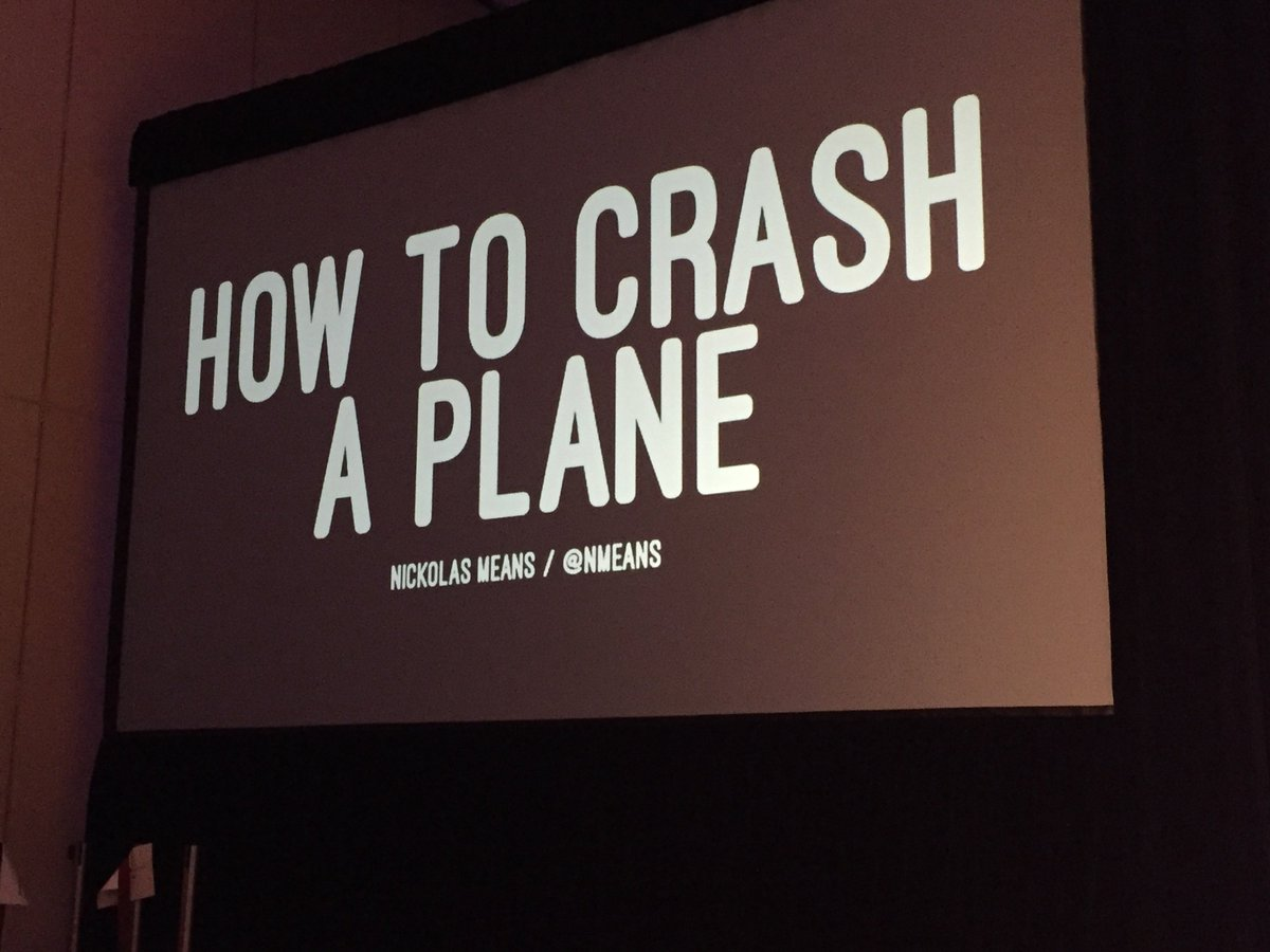 A fitting end to Wetware by @nmeans. Seek this talk out online. A moving story with invaluable lessons. #rubyconf https://t.co/fhyQ33hPXk