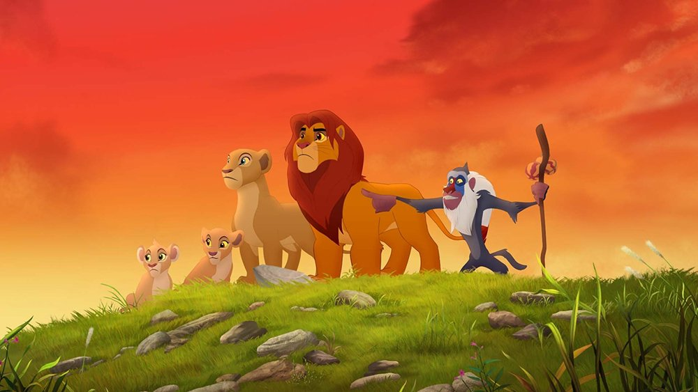 Disney On Twitter See The Lion King Family Tree In This