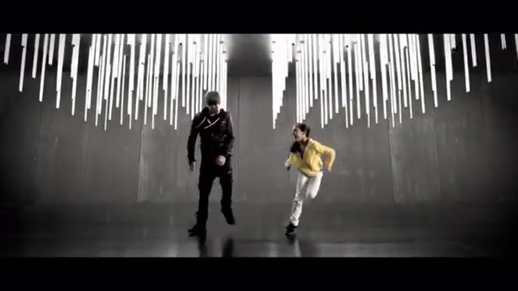 What a Glo up!! Me and @justinbieber in Somebody to Love a few years back. And now in his #purpose #movement video! https://t.co/C6Sfo0cDTu