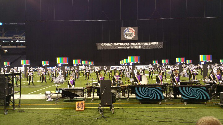 History made tonight Blue Springs HS, MO first GN Finals performance!  Amazing show too! #boanolimits #boa2015 https://t.co/EKdLhuDEKX
