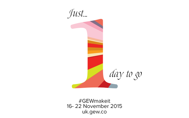1 day till Global Entrepreneurship Week. Find out how to Make It Happen -> https://t.co/pwuUdiV4xl #GEWmakeit https://t.co/3FItafAtNb