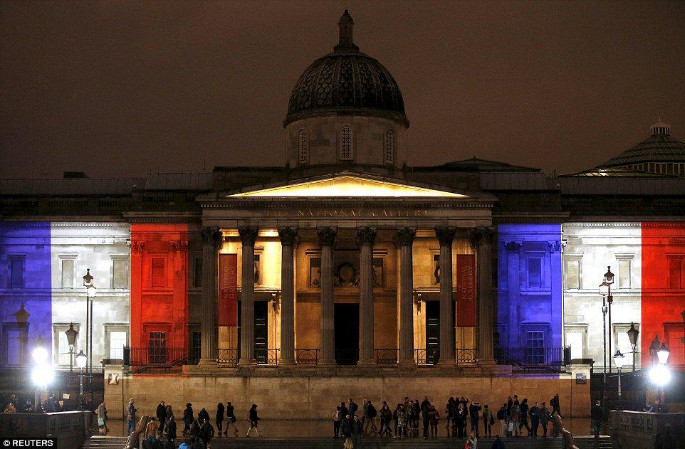 Теракты в Париже: все новости из Франции. Хроника