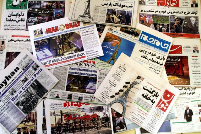 Iran press split on #ParisAttacks, hardliners critical of France https://t.co/DkxsWEDMaQ #Fusillade #ParisAttacks