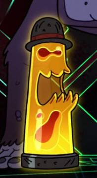 「Lava Lamp gravity falls Bill's friend」の画像検索結果