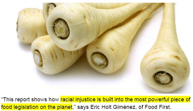 The Farm Bill Has a Race Problem, says @UCBDiversity report https://t.co/UFW8NBhb2c - @CivilEats MT @NutritionistaRD https://t.co/UzGth71Uas