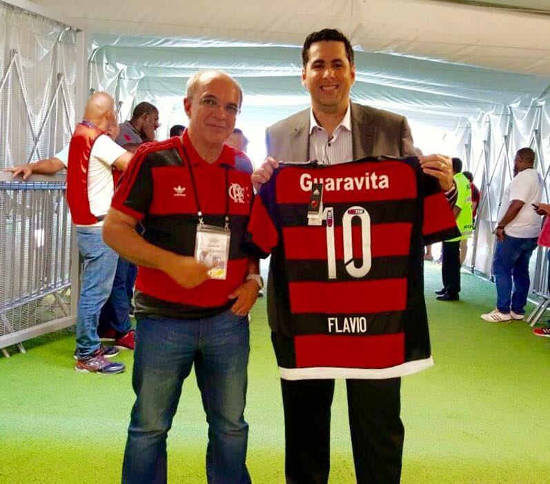 """Flávio Augusto on Twitter: """"Fim de jogo no Maraca. Flamengo 1 x 0 Orlando  City, com jogo lá e cá e um penalty perdido pelo Orlando.  https://t.co/CSiFz2JTDq"""""""