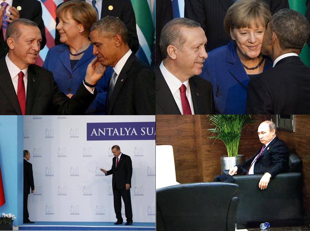 """""""Невозможно за 20 минут перевернуть двусторонние отношения"""", - Песков о встрече Обамы и Путина - Цензор.НЕТ 662"""