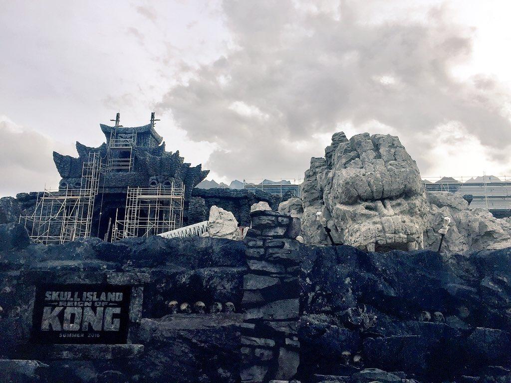 Skull Island: Reign of Kong update! https://t.co/8DA1GOiLiB