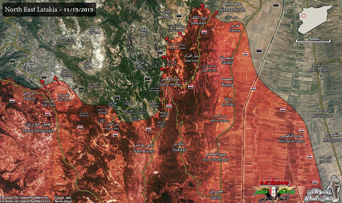 Syrian Civil War: News #3 - Page 39 CT4atohWoAAtZbf