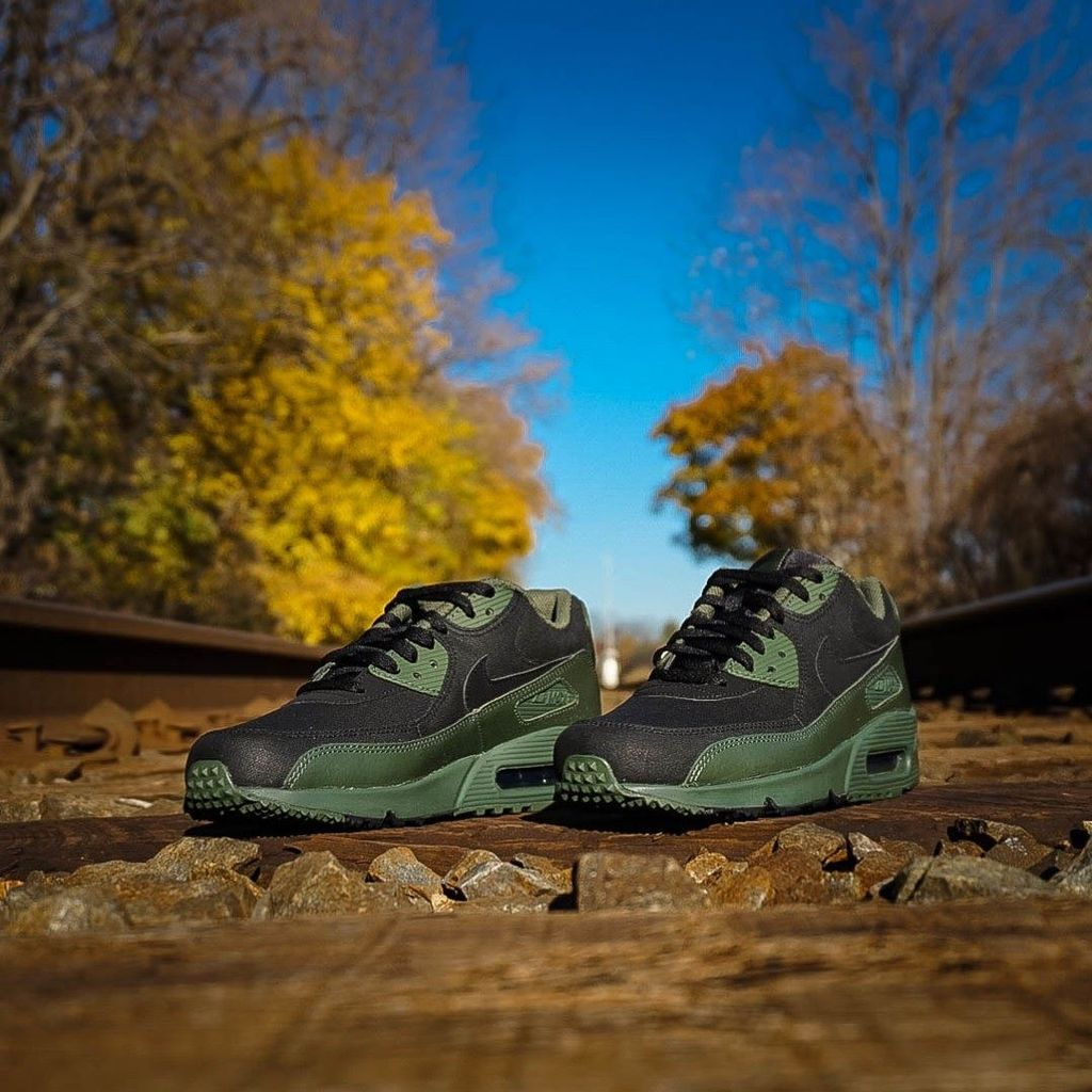 Nike Air Max 90 Winter Carbon Green