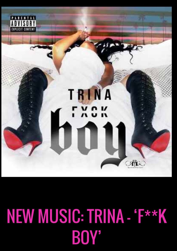 "NEW MUSIC: @TRINArockstarr  ""Fxck Boy""   https://t.co/pzc5oErrsU https://t.co/j0mwR6byrE https://t.co/cbWEsn1Rsf https://t.co/uvQ75NSA0n"