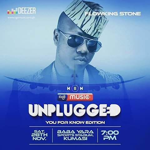 Ready!!! @TigoMusicGhana #unplugged15 https://t.co/LwEzqbuvU0