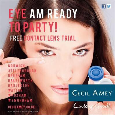Free Contact Lens Trial >> Cecil Amey Opticians On Twitter Book Your Free Contact