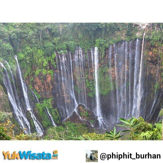 "Repost From INSTAGRAM kami  @Yuk_Wisata :   ""Loc : air terjun tumpak sewu lumajang"" https://t.co/AjCYnKRHPS"