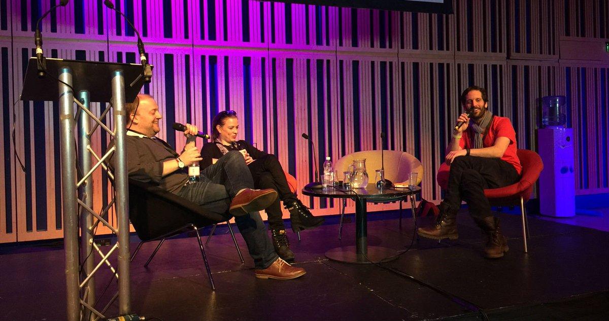 .@mr_trick and @sammyandrews talk social, streams and Kobalt w/ @karim_fanous https://t.co/Dr0S6CGbCZ #MusicFutures https://t.co/YgVkYx84ov