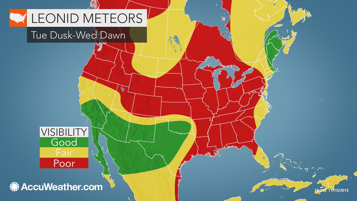 Sky spectacle: The Leonid meteor shower is coming