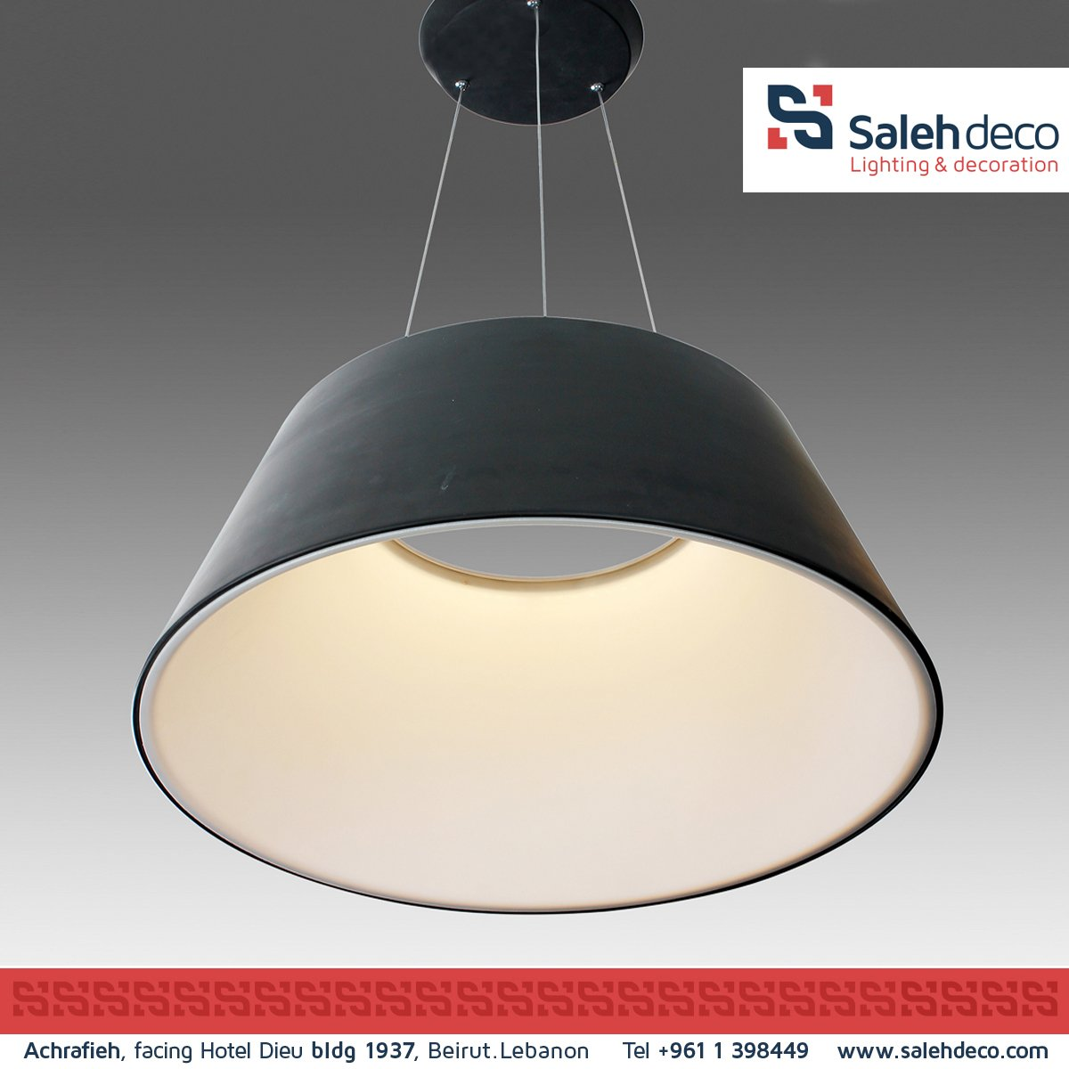 Today's choice is this #LED #Pendant #Light, adding the right #elegant #illumination to your #room. Available now! https://t.co/7yi32FVdBA