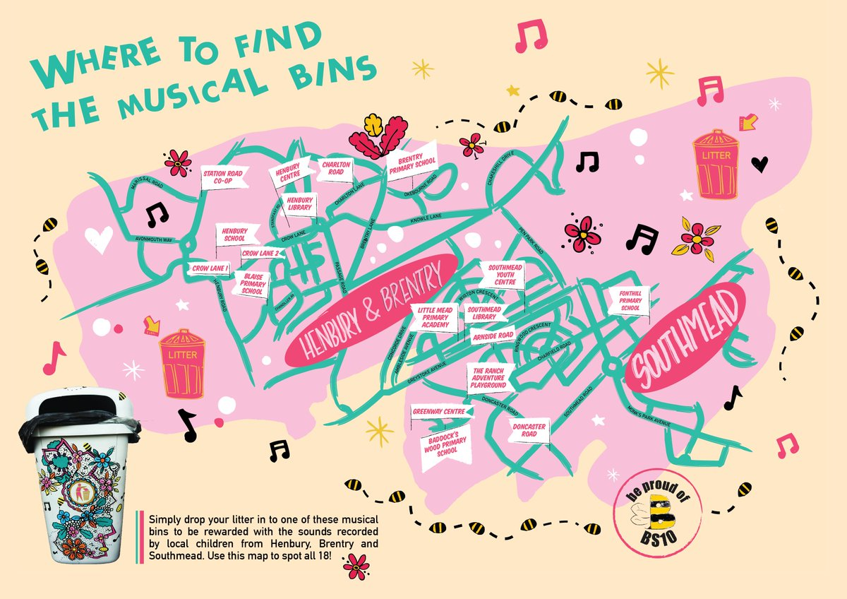 Make some noise about litter! Discover the 18 musical bins launched this weekend https://t.co/8dvpHW02Lt #NAP2015 https://t.co/G77jBapSO8