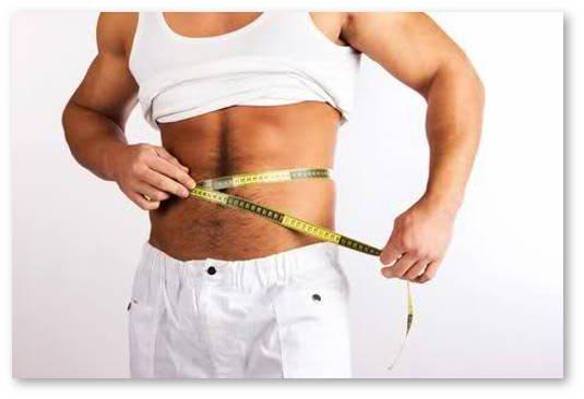 5 способов быстрого похудения мужчин в домашних условиях